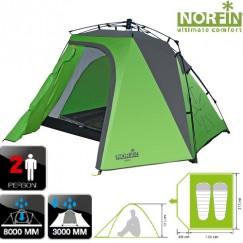 Двухместная палатка Norfin Pike 2